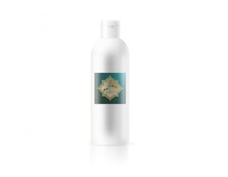 Натуральный мужской гель для душа с алунитом, кыст-аль-хинди и маслом Уд