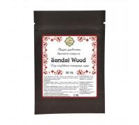 ! Маска- 100% пудра древесины красного сандала для глубокого очищения лица Sandal Wood Alatul