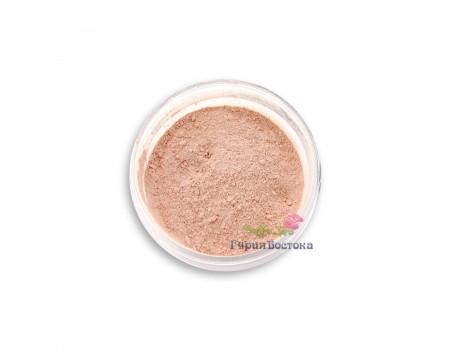 "Натуральная минеральная пудра Guriya ""Розовый рассвет"""
