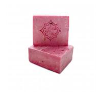 """Восточное традиционное розовое  мыло Warda """"Цветок розы"""""""