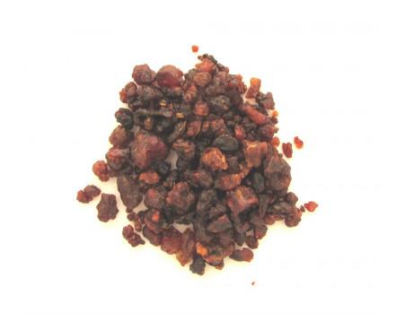 Окаменелая мирра темная горькая, 50 гр